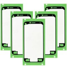 Lot of 5 For Samsung Galaxy S5 LCD Faceplate Adhesive Tape Sticker G900