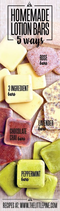 Coconut Oil Uses - Super easy, super amazing lotion bars. 9 Reasons to Use Coconut Oil Daily Coconut Oil Will Set You Free — and Improve Your Health!Coconut Oil Fuels Your Metabolism! Diy Lotion, Lotion Bars, Lotion En Barre, Diy Cosmetic, Diy Savon, Diy Spa, Homemade Beauty Products, Soap Recipes, Beauty Recipe