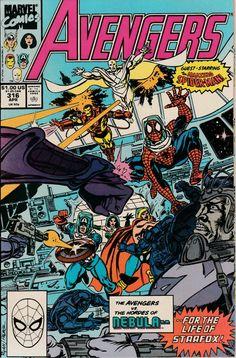 Avengers #316