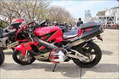 2014 Street motorcycle in Japan- SUZUKI RGV250Γ