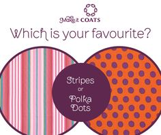 Stripes or Polka Dot