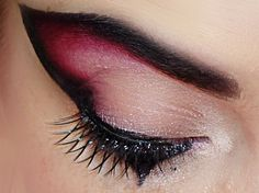 fantasy eyeshadow designs | House Targaryen – Beauty and Make Up Pictures