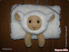 Муфточка-овечка