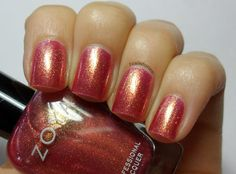 Nail Stories: Zoya Micky & Tinsley (Summer 2013 Stunning & Irresistible Collection)