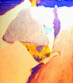 015 watercolor by John Warren Oakes