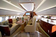Peek inside the $87 million Airbus ACJ319