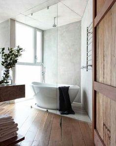 www.airows.com #bathroom #homeinsporation #bathtub #wood #homeinspo #homeinteriordetails #homedecor #architecture #homesweethome #interiordetails #homeinterior #homedesign #interiordesign #interiordecor #dreamhome #dreamhouse #luxurydesign #luxuryhomes #luxury #interior #homestyle #design #house #decor #home - Architecture and Home Decor - Bedroom - Bathroom - Kitchen And Living Room Interior Design Decorating Ideas - #architecture #design #interiordesign #homedesign #architect…
