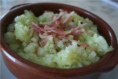 Trinxat - Тринчат (каталонское блюдо)