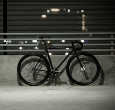 Matte Black III by State Bicycle Co