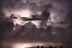 Lightning over Owensboro