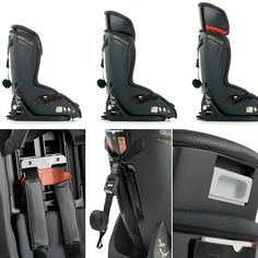 Jane Grand car seat, keeping your child safe up to the age of 12.