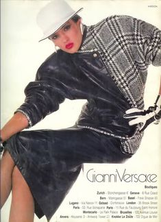 1980's ( VIP Fashion Australia www.vipfashionaustralia.com - international clothing store )