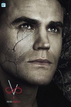Stefan Salvatore -- The Vampire Diaries Season 8