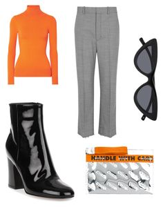 """HP"" by varvara2v on Polyvore featuring мода, JoosTricot, Helmut Lang, Gianvito Rossi и Heron Preston"