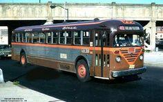 Acf Brill Bus Decamp Bus Lines Clifton Montclair Nj