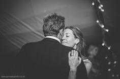 Bayfield Hall Wedding, Holt - Norfolk. Bride and groom first dance. www.jameskphoto.co.uk