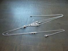 """Headband mariage """"Emmanuelle"""" : Accessoires coiffure par les-bijoux-d-aki"""