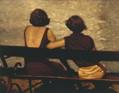 By the River    Artist Anne Magill