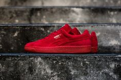 Puma sweden all red!