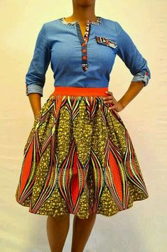 Awesome latest african fashion look . African Dresses For Women, African Fashion Dresses, African Attire, African Wear, African Women, African Style, Ghanaian Fashion, Ankara Fashion, African Inspired Fashion