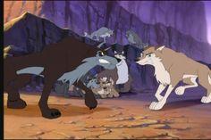 Niju and Aleu Cartoon Wolf, Cartoon Movies, Balto Film, Balto And Jenna, Le Clan, Disney Dogs, Childhood Movies, Dog Wallpaper, Anime Wolf