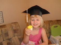 Preschool Graduation Cap Tutorial
