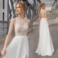 Bohemia Beach Wedding Dresses