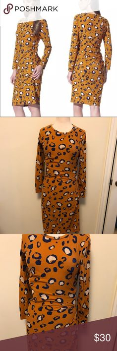 3.1 Philip Lim for target cheetah print dress 3.1 Philip Lim for target cheetah print dress in great condition. Size S. Wish this dress fit me! It's so sassy! 3.1 Phillip Lim for Target Dresses