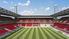 RheinEnergie Football Stadium | Cologne, Germany |gmp Architekten von Gerkan, Marg und Partner