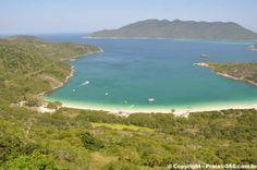 Arraial do Cabo - RJ - Praia do Forno