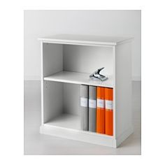 """KLIMPEN Table leg with storage - white - IKEA  Product dimensions Width: 22 7/8 """" Depth: 13 """" Height: 27 1/2 """""""