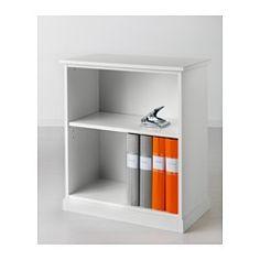 IKEA - KLIMPEN, Tischbein mit Aufbewahrung, weiß, , 1 versetzbarer Boden für bedarfsangepasste Aufbewahrung.Kann frei im Raum stehen, da es auch auf der Rückseite behandelt ist.