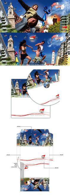 2006 / Tourism Campaign La Serena on Behance #graphic #design #LaSerena #Chile