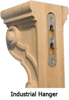 Osborne Wood - How to Hang a Corbel