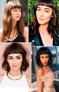 hair inspo – smile and breathe Hairstyles With Bangs, Pretty Hairstyles, Cut My Hair, Hair Cuts, Long Hair With Bangs, Short Bangs, Brown Blonde Hair, Grunge Hair, Great Hair
