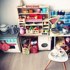 La mini cuisine vintage sur le blog et des places de concert a gagner! Belle journée a tous !
