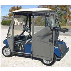 43 best DoorWorks Golf Cart Covers images on Pinterest | Golf cart Enclosures For Club Car Ds Golf Cart on 2008 precedent club car golf cart, yamaha golf cart covers for club cart, hard covers for club car golf cart, red dot enclosures golf cart,