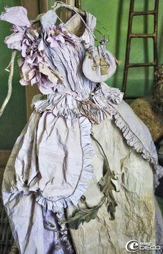Creations of Miss Clara via shabbychicmania