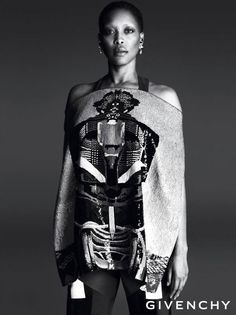 Erykah Badu fronts the Spring and Summer 2014 Ad Campaign for Givenchy - Pursuitist