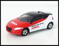 TOMICA EVENT MODEL 1 HONDA CR-Z 1/61 TOMY DIECAST CAR Used 81 CRZ