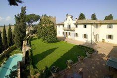 villa in tuscany   BOCCACCIO