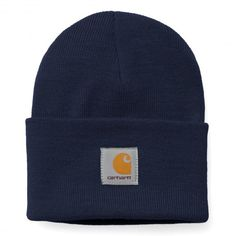 CARHARTT Acrylic Watch Hat jet blue bonnet à revert 20,00 € #carhartt #carharttwip #carharttworkinprogress #bonnet #beanie #blackfriday #skate #skateboard #skateboarding #streetshop #skateshop @playskateshop