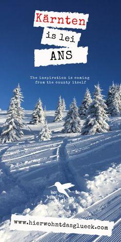 """Wir alle kennen das Gefühl, wenn es am Vorabend geschneit hat und wir vor lauter Freude am liebsten sofort auf den nächsten Berg fahren würden, um zu """"powdern"""".  Diese Verhältnisse findet man auf der Gerlitzen in Kärnten mit Blick auf den Ossiacher See. Mehr auf unserer Homepage :) #kärnten #gerlitzen #skifahren #snowboardfahren #urlaubinkärnten #urlaubinösterreich #winterwonderland #ausflügeinkärnten #ausflügeinösterreich #hierwohntdasglück #ossiachersee Reisen In Europa, Mount Everest, Things To Come, Berg, Mountains, Nature, Travel, Inspiration, Europe Travel Tips"""