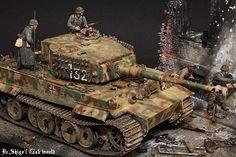 Tiger diorama - Google Search