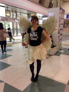 'The Diction Fairy' Halloween Costume 2014