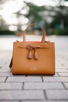 """""""far from ordinary"""" by @workyourcloset, featuring the kate spade new york hayes street small isobel."""