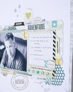 The #pinkpaislee blog shows you how to create custom words for your layouts with the #epiphanycrafts Shape Studio Tool Oval. www.epiphanycrafts.com