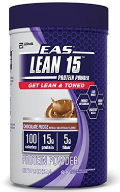EAS Lean 15 Protein Powder, Chocolate Fudge, 1.7 Pound EAS http://www.amazon.com/dp/B007XASPWK/ref=cm_sw_r_pi_dp_NTTOwb1VRH1PV