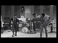 "James Brown ""Sex Machine""  Rome on April 24, 1971"