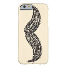 Funny Mustache iPhone 6 case